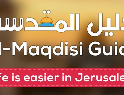 Al-Maqdisi Guide App
